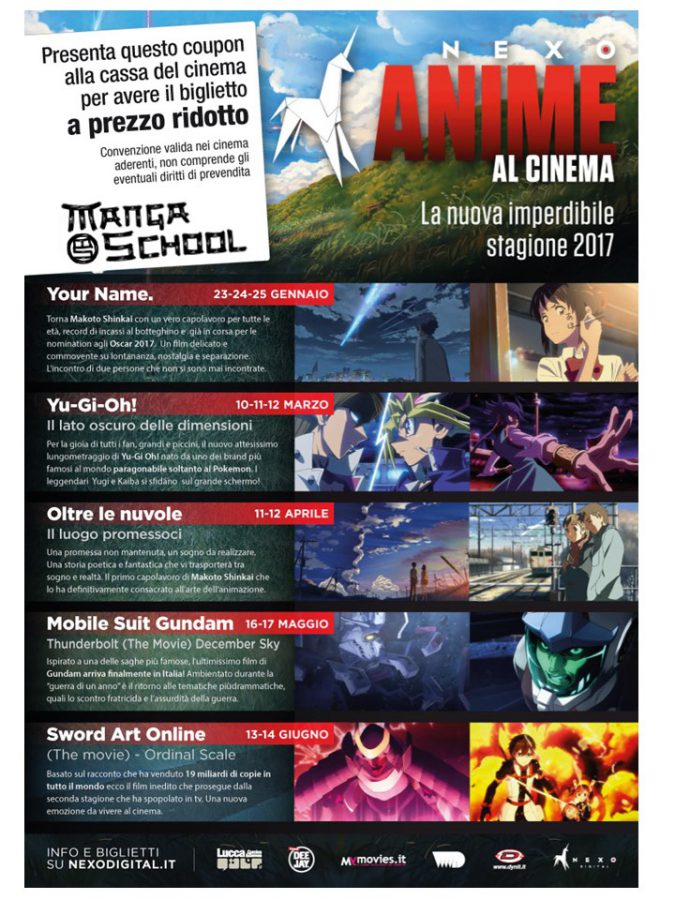 coupon-anime-stagione-manga-school