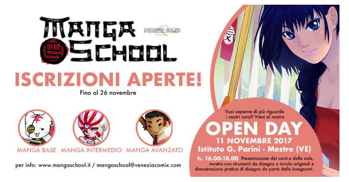 Open Day – 11/11 presso l'Istituto G. Parini