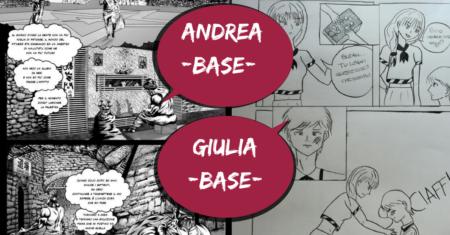 I lavori di Andrea e Giulia