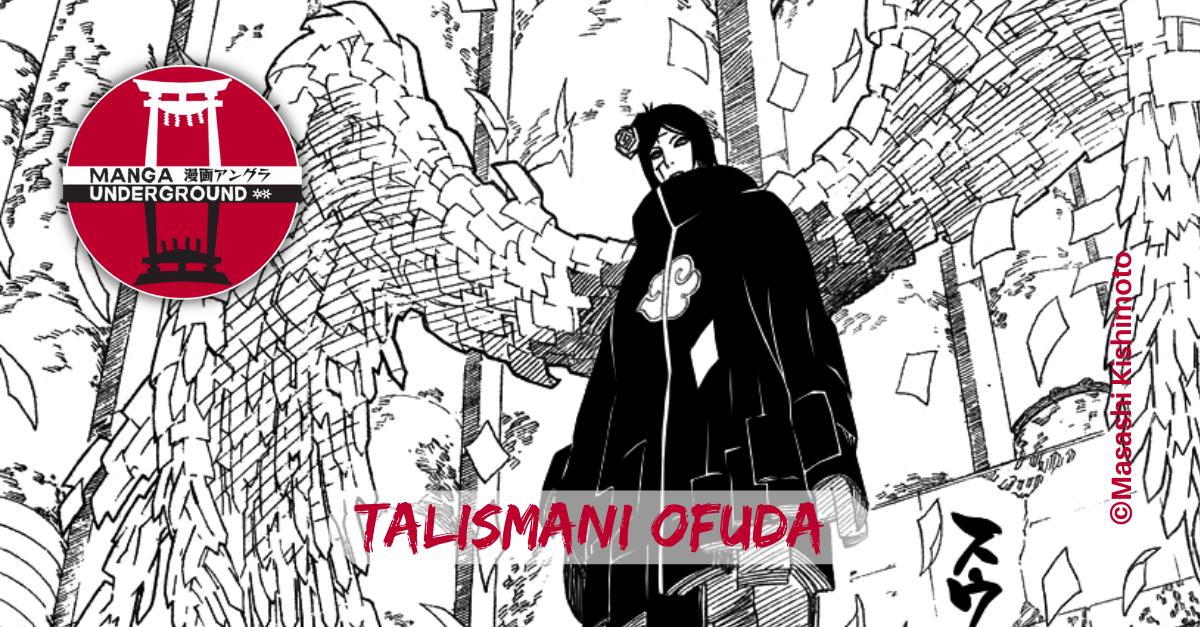 """""""Pergamena, Azione!"""": i talismani Ofuda"""